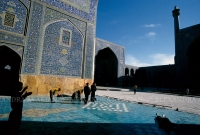 Photo: Isfahan mosque